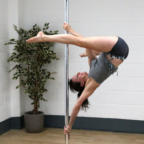 Level 5 Pole Dance Class