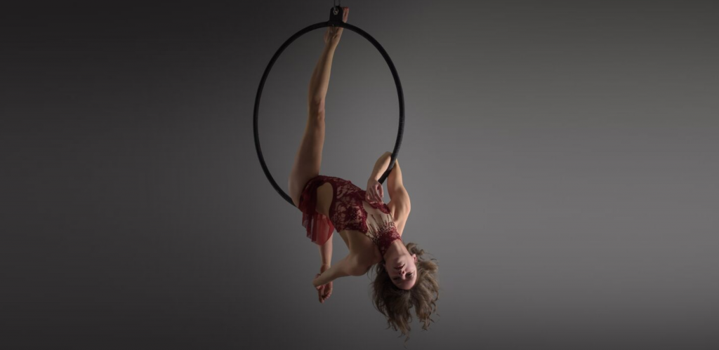 Learn Aerial Hoop in Norwich
