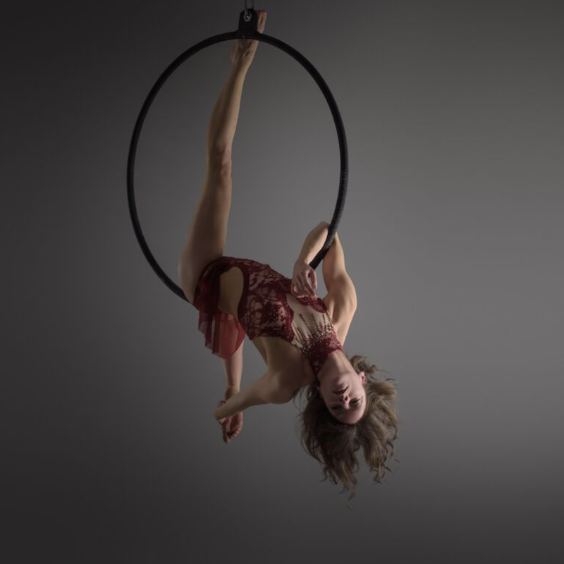 Beginners Aerial Hoop Class in Norwich